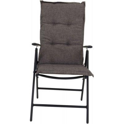 Sittdyna med rygg 5:pos - Brun