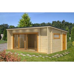 Attefallshus Java - 23,4 m²