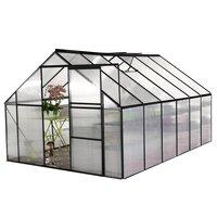 Växthus Walk-in - 9,3 m²
