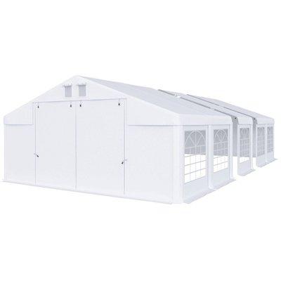 Partytält i PVC - 6 x 18 m