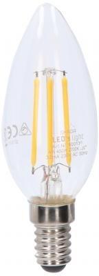 LED lampa C35 E14 450lm 2700K