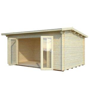 Friggebod Ines 13,7 m² thumbnail
