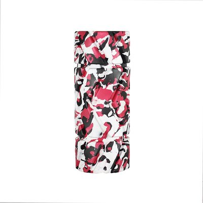 Foam Roller 33 cm - Röd & vit