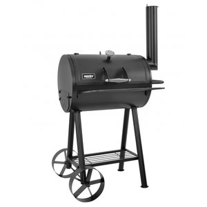 Kolgrill Steamroller