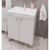Tvättställsskåp Sorento, med tvättställ
