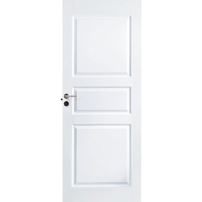 Innerdörr Singö - Lätt - 3 speglar