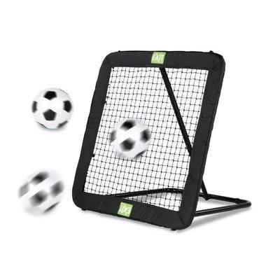 Rebounder för fotbollsträning - 124 x 124 cm