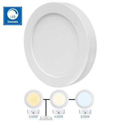 LED spotlight - 1440lm (utanpåliggande alt. infälld)
