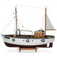 Modellbåt - Klassisk fiskebåt