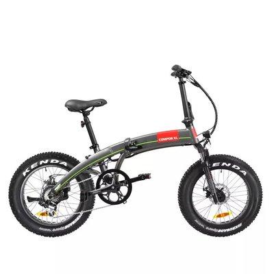 Elcykel Compos XL - vikbar
