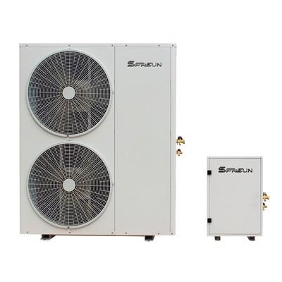 Luft-vatten värmepump EVI Split - 16 kW