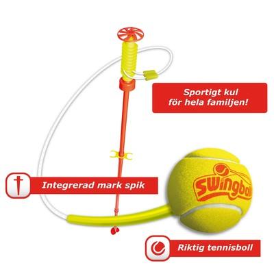 Swingball klassik trädgårdstennis