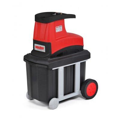 Elektrisk kompostkvarn (valskvarn) med låda - 2800W
