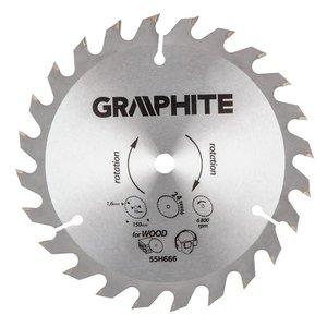 Cirkelsågklinga 150 x 10 mm, 24 tänder, Energy+