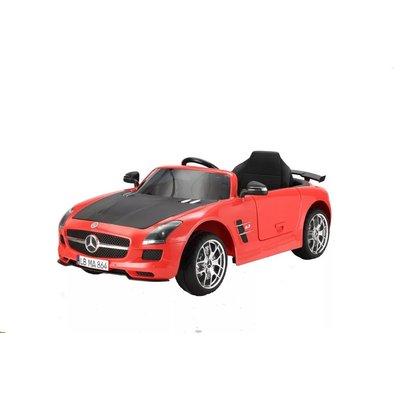 Eldriven bil Mercedes Benz SLS-AMG - Röd