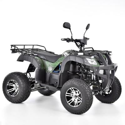 Fyrhjuling 2200 W - Army