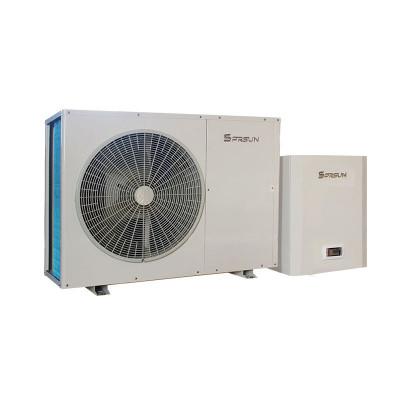 Luft-vatten värmepump EVI Split Inverter - 9,6 kW