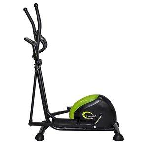 Crosstrainer M - Magnetisk (H9244) svart & grön