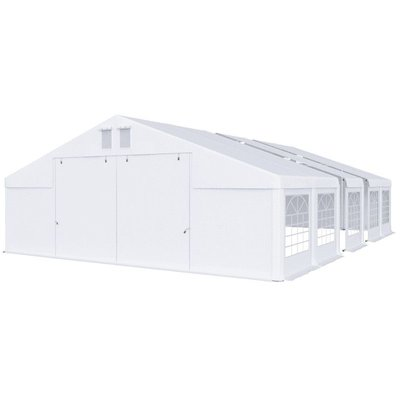 Partytält i PVC - 8 x 76 m