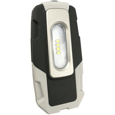 Handlampa 200lm med Powebank funktion