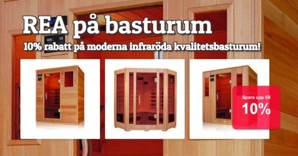 Rea på moderna basturum 10%!