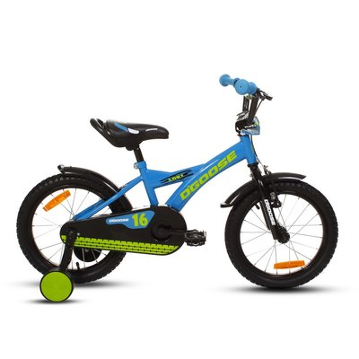 """Cykel D\\\'Goose 16\\\"""" - blå"""