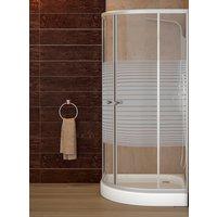 Quadrant duschdörrar - Säkerhetsglas