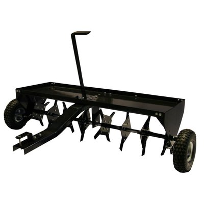 Markluftare till trädgårdstraktor/åkgräsklippare