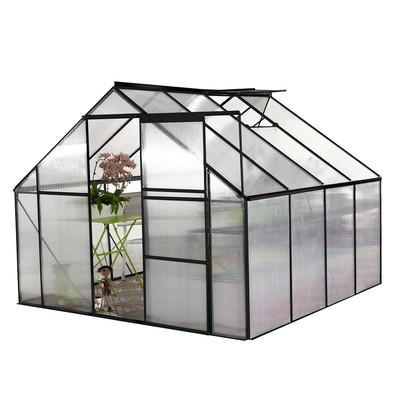 Växthus Walk-in - 6,3 m²