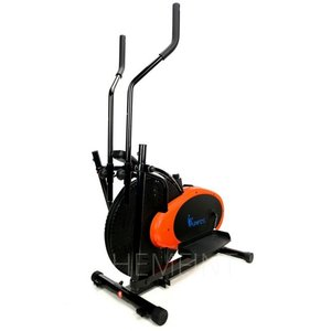 Crosstrainer - Orange & svart
