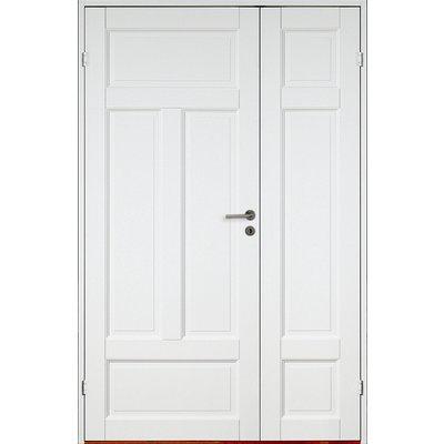 Innerdörr Kungsholmen med sidodörr - 4-spegel - Massiv