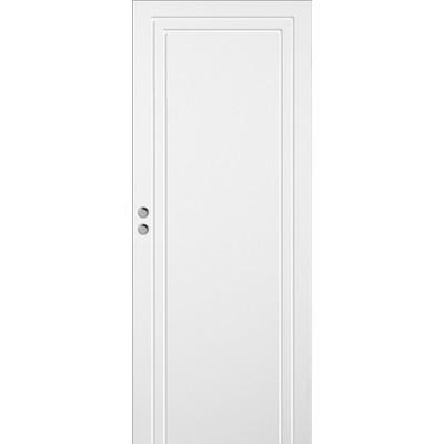 Skjutdörr Bornholm - Kompakt - Spårfräst dekor SX7