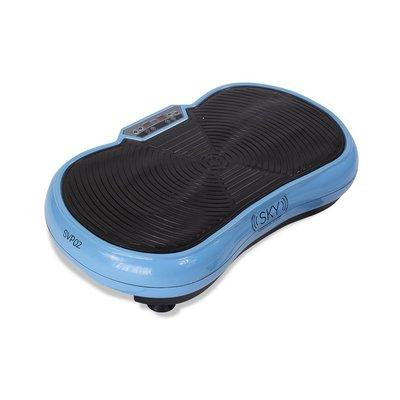 Vibrationsplatta SVP02 - blå