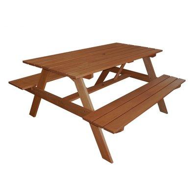 Bord med bänk