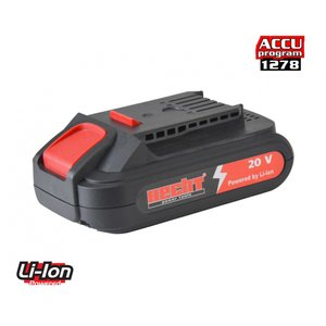 Batteri 20V 1,5Ah - Accu Program 1278