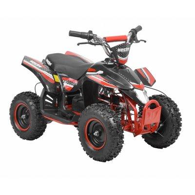 Mini-fyrhjuling röd & svart - 800W