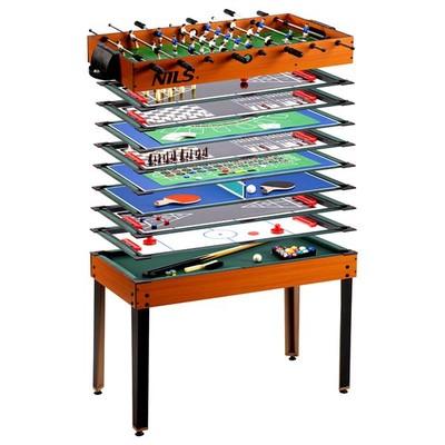 Spelbordset med 15 spel