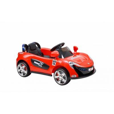 Eldriven sportbil för barn - Röd