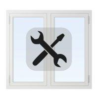 Installation av sidhängt fönster med ROT-avdrag