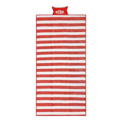 Strandmatta (röd) NC1300