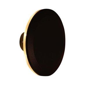 Nereby Vägglampa rund - Mörkgrå