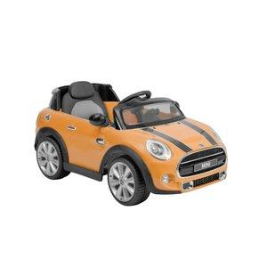 Elbil för barn Mini Hatch - gul