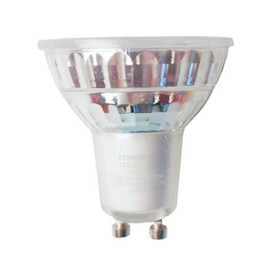 LED spot lampa 345lm GU10