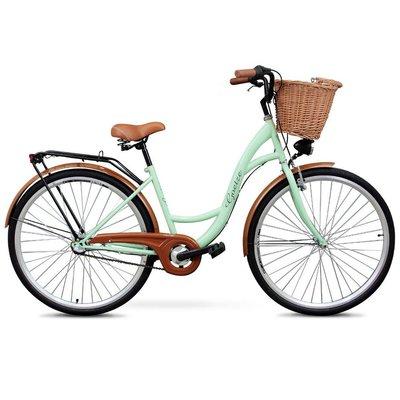 """Cykel Classic 28\\\"""" - 3 växlar - pistage"""