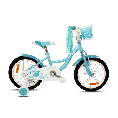 """Cykel D\\\'Goose 20\\\"""" - Sweetie - mint"""