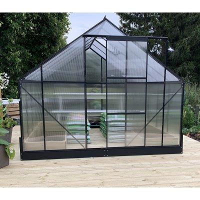 Växthus Walk-in - 7,8 m²