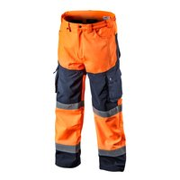 Varselbyxor / Arbetsbyxor, orange