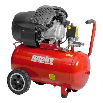 Kompressor med dubbla uttag - 50L 2200W