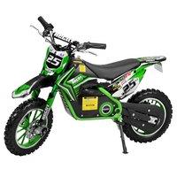 Minicross för barn - Grön 500W