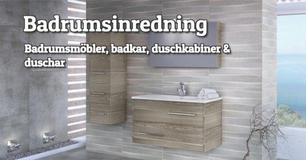 Badrumsmöbler 10% rabatt - Förlängd rabatt!